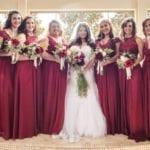 Bridal Party at Wediing